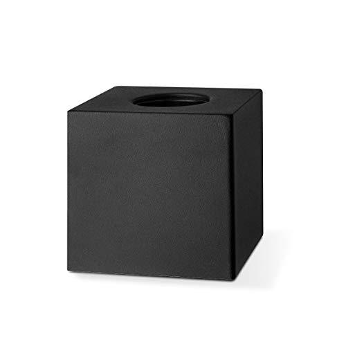 Home sweet home tafellamp Dry 10 vierkant - zwart
