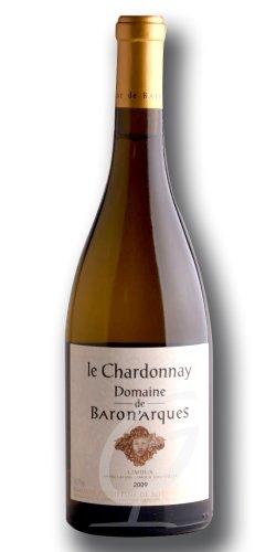 Rothschild Domaine de Baron' Arques Chardonnay 2009 trocken 1 x 0.75 l
