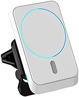GUMAOPAJIAAA Magnetic Car Wireless Charger Fast Charging Vent Mobile Phone Holder Magnetic Adsorption Wireless Charger Bra...