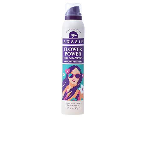 Aussie Flower Power Shampooing à sec 180 ml