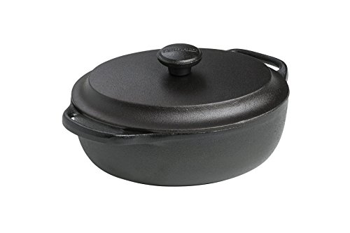 SKEPPSHULT 5000 Bräter, Cast Iron, 2 liters