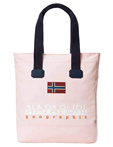 Napapijri Ladies shoulder bag Sporta 1 Pale Pink New