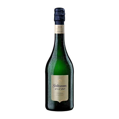 Geldermann Grand Brut Sekt aus traditioneller Flaschengärung (1 x 0,75l)