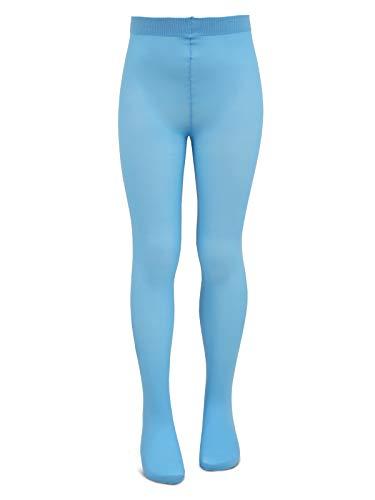 Di Vadini LAURA - Collant per bambini Azzurro 134 cm-140 cm