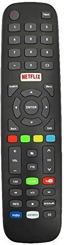 OEM Replacement Polaroid KT1746-HG1 Smart TV Remote for 49T7U 50T7U 55T7U 65T7U 70T7U