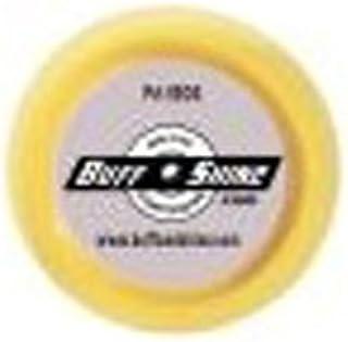 Buff and Shine BFS-330G 7,6 cm X 3,17 cm Aderência de espuma amarela. Enchimento de polimento.