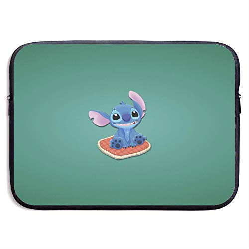 Hdadwy Laptop Sleeve Case Bag Cover Baby Stitch Notebook Tablet Bag for Notebook Tablet IPad Tab