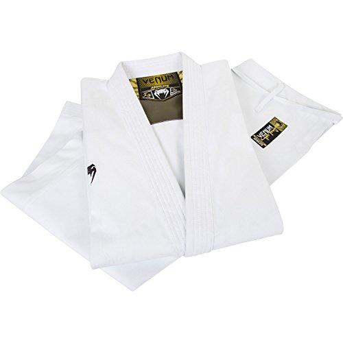 Venum Erwachsene Karateanzug Absolute, Weiß, 190 cm