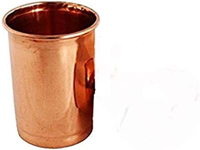 Copper drinkware Glass