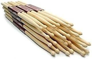 12 baquetas (6 pares) baquetas 5a madera de arce de gran calidad by DELIAWINTERFEL