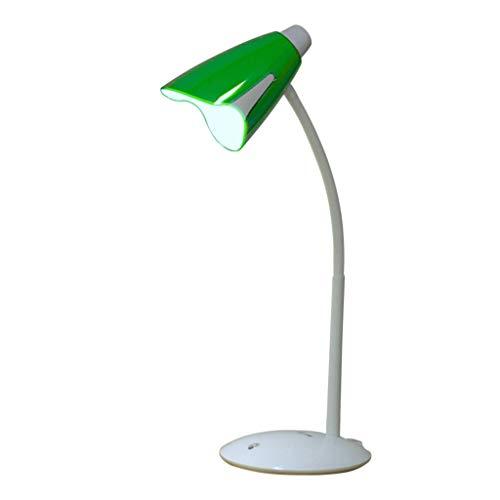 Escritorio LED de la lámpara LED lámpara de escritorio, Eye-El cuidado lámparas de mesa, regulable Oficina Lámpara con puerto de carga USB, lámpara de escritorio de lectura compartida de cabecera de l