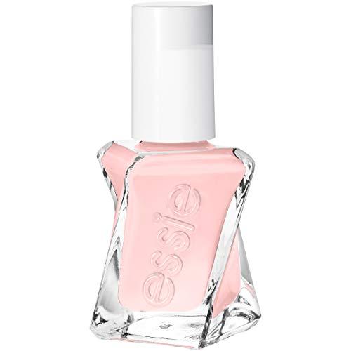 essie Gel Couture 2-Step Longwear Nail Polish, Lace Me Up, Pink Nude Nail Polish, 0.46 fl. oz.