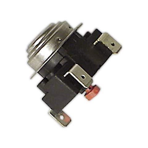 DOJA Industrial | Termostato fijo NC 80°/80° seguridad | Termos Con rearme manual