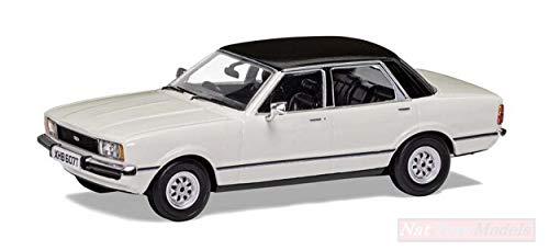 NEW VANGUARDS VA11913 Ford Cortina MK 4 GL Diamond White 1:43 MODELLINO Die Cast