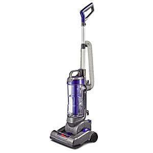 Tower TXP30 Bagless Vacuum Cleaner 750 W 2-in-1, Ultra Lightweight, 2 m Stretch Hose, HEPA Filter, Cleaning Brush, Blue, 2.5 Litre Capacity