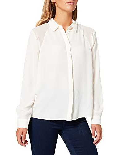 Pepe Jeans Lulu Blusa, Blanco, S para Mujer