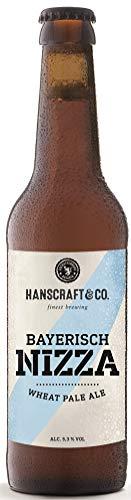 Hanscraft & CO Bayerisch NIZZA Wheat Pale Ale 0,33 Liter inkl. 0,08€ MEHRWEG Pfand