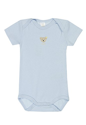 Steiff Collection Steiff Unisex - Baby Body 0008513, Gr. 86, Blau (baby blue 3023)