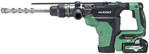 HiKOKI(ハイコーキ) 旧日立工機 コードレスハンマドリル 36V マルチボルト 充電式 SDSmaxシャンク適用 純正ケース付 リチウムイオン電池、急速充電器、ドリルビット別売り DH36DMA(NNK)