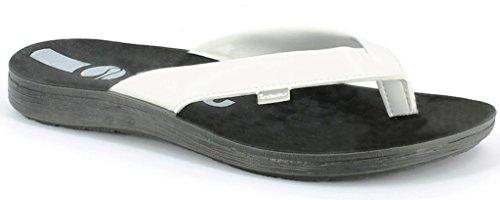 inblu Infradito Ciabatte da Uomo MOD. VA-16 Bianco Flip Flop (42)