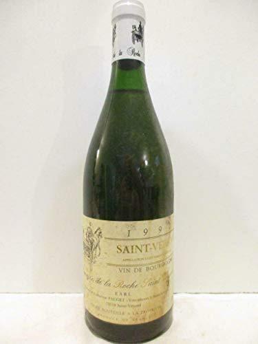 saint-véran domaine de la roche saint-vérand norbert pauget blanc 1990 - bourgogne