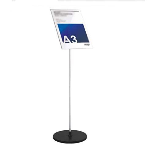 H.ZHOU Staffelei Billboard, Stand Display - Autoverkauf Salon Schönheits Restaurant Außen Signage Vielseitig Einsetzbar (Size : 29.7 * 42cm)