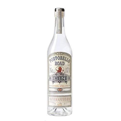 PORTOBELLO ROAD GIN NO. 171 LONDON DRY GIN 70 CL