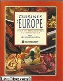Cuisines D'europe