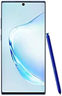 Samsung Galaxy Note 10 Plus - 256GB, 12GB RAM, 5G, Blue