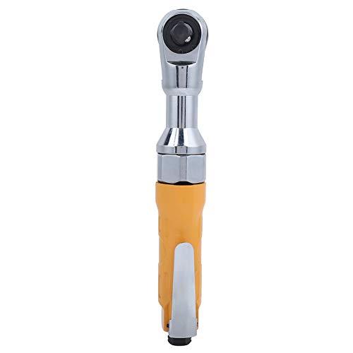 Trinquetes de aire, llave de tubo de accionamiento neumático Llaves de trinquete de aire de gran torque Llaves de trinquete de aire recto Vástago recto Ligero para fabricación de maquinaria