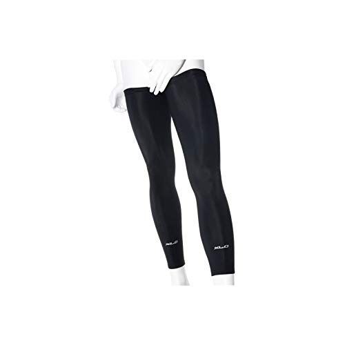 2500011498VAR - Jambes de pantalon de bicyclette LW-S01 COULEUR NOIR TAILLE XXL