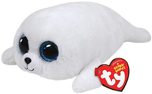 TY 36164 ICY Seal Plüsch, Weiß