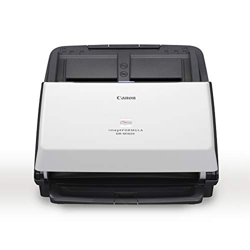 Great Features Of Canon imageFORMULA DR-M160II Office Document Scanner