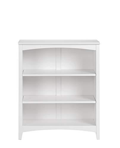 Camaflexi Shaker Style Bookcase 36 White