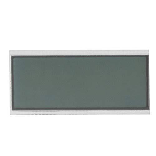 Tosuny Schermo LCD per BAOFENG, Display LCD per UV-5R UV-5RA UV-5RC UV-5RE UV-82 UV-82HP Plus Radio bidirezionale, Display Trasparente, Prestazioni eccellenti, Lunga Durata di Servizio