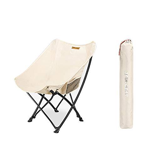 アウトドア チェア 耐荷重120kg 折りたたみ椅子 ハンモック アウトドアチェア リラックスチェア キャンプチェア ポータブル 椅子 チェアー 軽い 軽量 コンパク 純綿 持ち運び 小型 携帯 山登り キャンプ 釣り アウトドア (ホワイト)