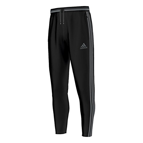 adidas AN9848 Condivo 16–Pantalón deportivo, color Negro (Black/Vista Grey S15), talla del fabricante S