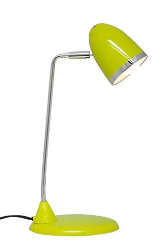 Maul Starlet A+, LED-Tischleuchte, Metall, 3 W, E27, grün , 19 x 16 x 29 cm