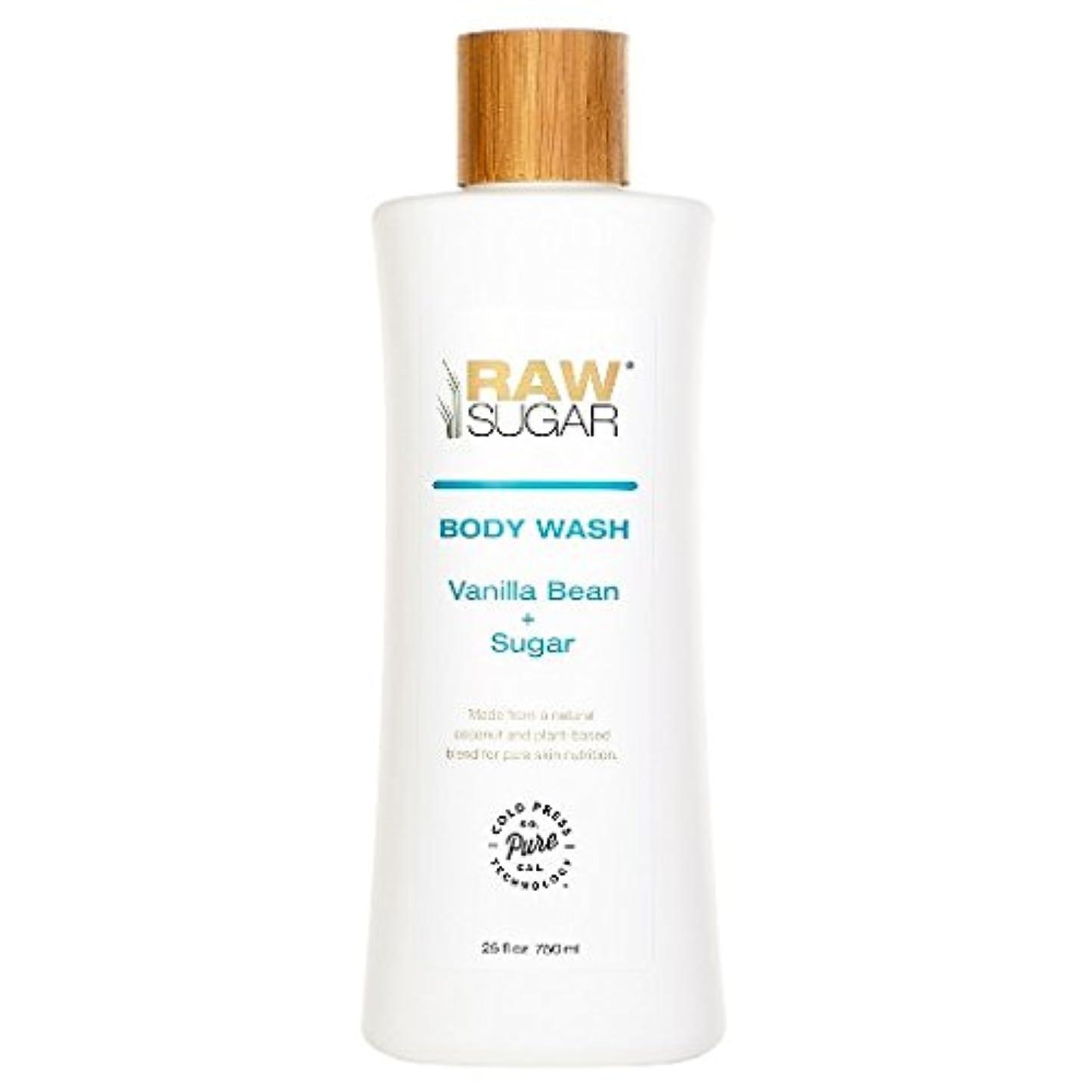 欺発行する聖なるRAWTM Sugar Awash in Expectation Vanilla Bean+Sugar Body Wash - 25 oz by raw