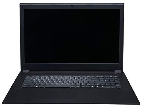 Ordinateur Portable N871EZ 17.3' avec I5-8300H, 8Go Ram, Disque SSD 120, Disque Dur 1To, Windows 10 Pro