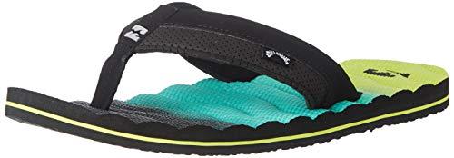Billabong Men's Flip Flop Sandals, Black Citrus 838, 9 UK