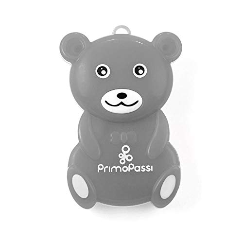 Primo Passi Baby Portable Ultrasonic Clip On Mosquito Repellent I Insect Repeller for Babies, Kids and Adults I Indoor and Outdoor Bug Repeller Best Seller - Grey