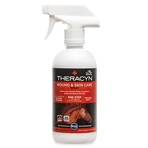 Theracyn Wound and Skin Care | Cleanser and wound dressing | 16 OZ