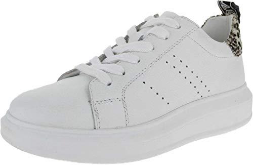 PS Poelman Damen Sneaker Low LPCAROCHA-02POE weiß 38