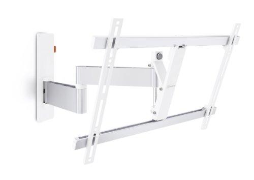 Vogel's Wall 2345 AW - Soporte a Pared para TV (40 a 65', hasta 30 kg, 180º), Color Blanco