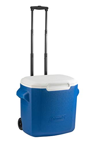 Coleman 28 QT Performance Wheeled Cooler - Nevera con Ruedas, Capacidad de 26 litros, Nevera...