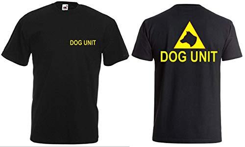 Sweat à capuche pour chien avec logo K9 100 % coton Taille XL