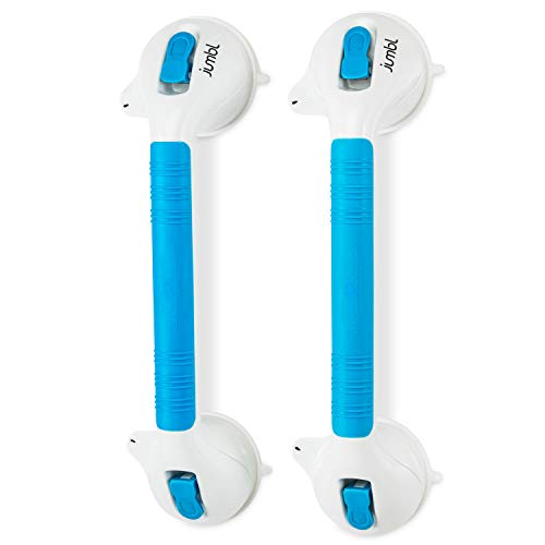 Jumbl Bath and Shower Suction Cup Grab Bar