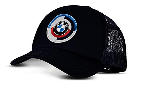 BMW Original historisch Classic Cap Motorsport Mütze 5Panel Trucker