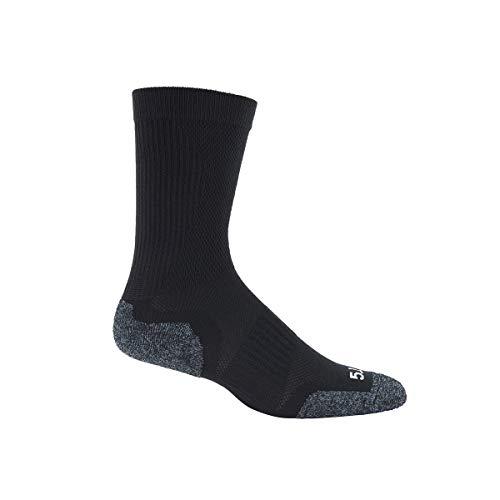 5.11 TACTICAL SERIES 511-10033 Socken kurz Unisex Erwachsene L Schwarz